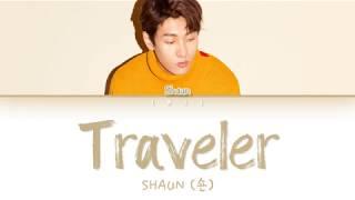 SHAUN (숀) – Traveler (Han|Rom|Eng) Color Coded Lyrics/한국어 가사