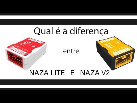 qual-é-a-diferença-entre-a-naza-lite-e-naza-v2