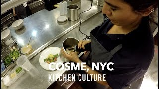 GoProChef:COSME,NYC-KITCHENCULTURE