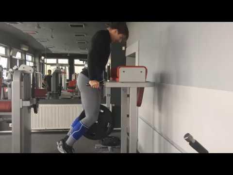 Mięśnie pleców treningu