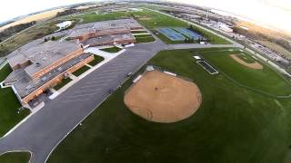 New Phantom Quad Copter First Flight with GoPro 3