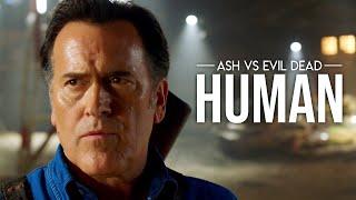 Ash vs Evil Dead | Human