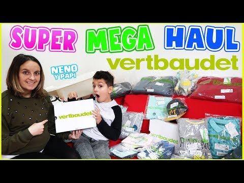 SUPER MEGA HAUL VERTBAUDET   Vertbaudet Ropa Bebé, Niña, Niño, Calzado, Premamá, Puericultura...NENO