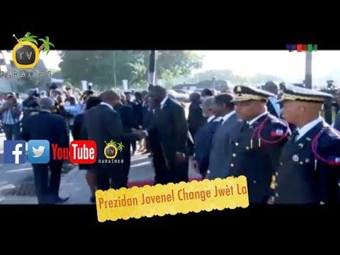 Prezidan Jovenel En Direct/Men Ki Jan Festivite Yo Te Ye Pòtoprens Pou Komemore 215e Batay Vètyè (видео)