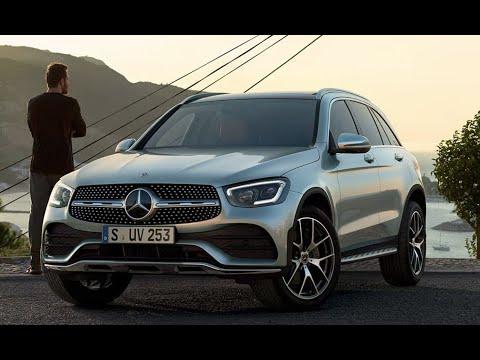 The 2021 Mercedes Benz GLC - European Motorshow Preview