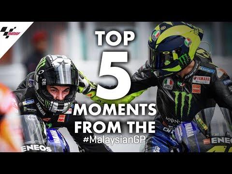 【MotoGP ハイライト動画】MotoGP 2019 第18戦マレーシアGP 決勝レース