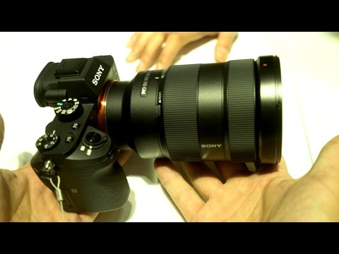 Sony G MASTER 24-70 hands on review with TEST IMAGES