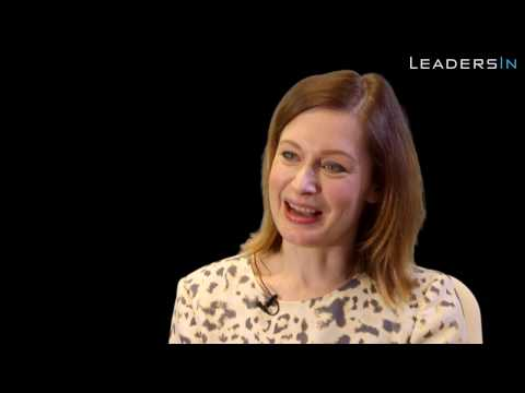 Still Image from the video: Natasha Courtenay-Smith – Full Interview with LeadersIn