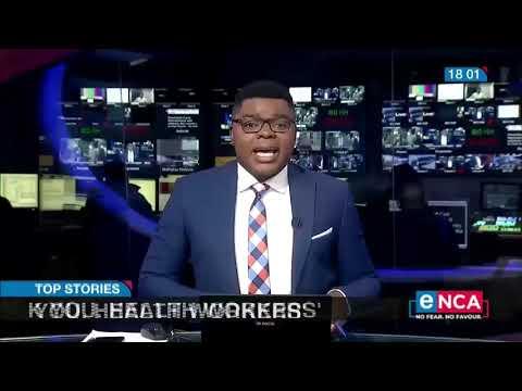 SA Lock down The president's speech