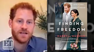 Prince Harry Speaks Out On Systemic Racism, New 'Finding Freedom' Details Released
