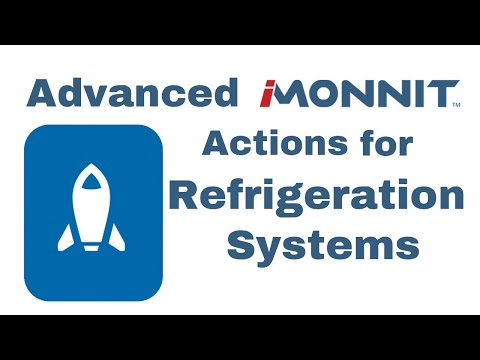 Advanced iMonnit Actions for Refrigeration Systems