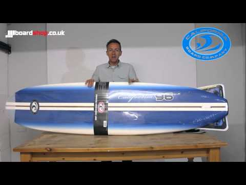 California Board Company 96 8ft Surfboard Review