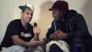 KRS-One & DJ Tony Touch Chop It Up @ Fresh Island Festival 2013.