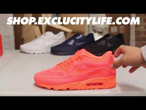 Nike Air Max LTD Triple Black Unboxing Video at Exclucity