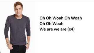 We Are - Big Time Rush (Lyrics)