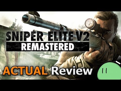 Sniper Elite V2 Remastered (ACTUAL Game Review) video thumbnail
