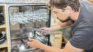 Anleitung Spülmaschine reinigen wenn das Geschirr nicht mehr richtig sauber wird -  Tipps und Tricks