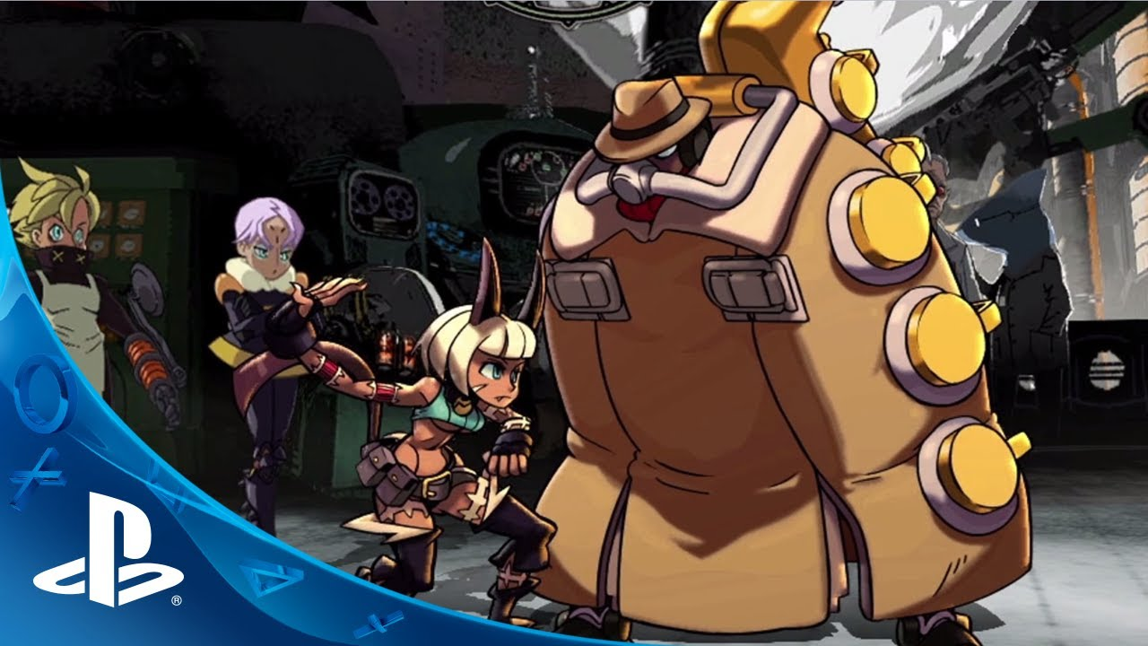 Big Band Coming to Skullgirls Encore Tuesday