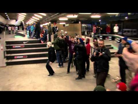 CROSSFIRE XMAS JAM 2012 VIDEO
