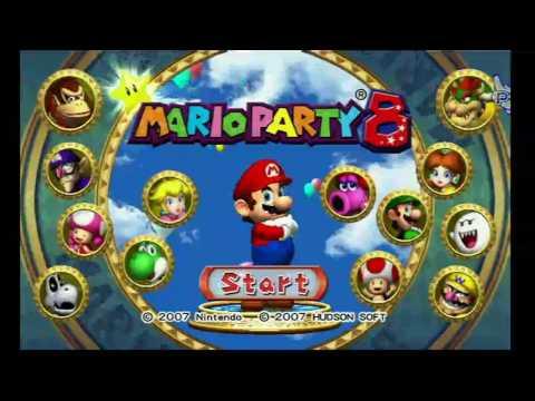 Видео № 0 из игры Mario Party 8 (Select) [Wii]