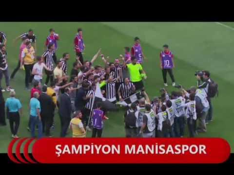 Şampiyon Manisaspor\'a Başarılar Dileriz