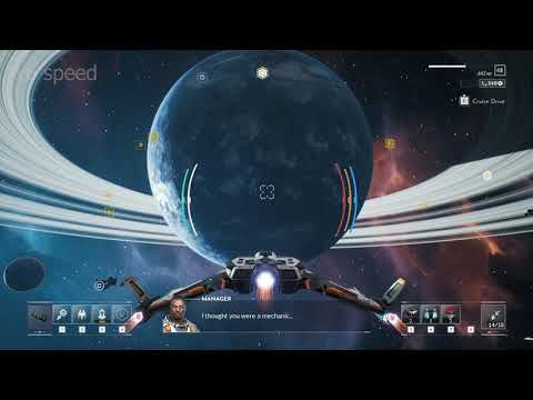 EVERSPACE 2 Gamescom Version Let's Play w/ Commentary
