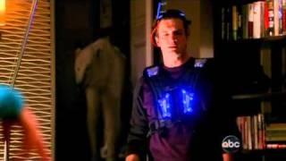 Молли С Куинн, Castle - Laser Tag Scene