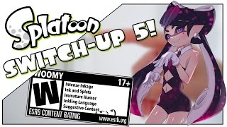 This Has Gone Too Far.. | Splatoon Switch Up 5!