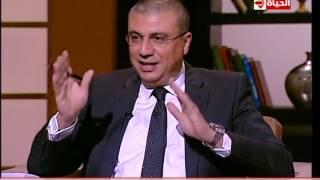 """تحميل اغاني بوضوح - الفنان خالد زكى ... كنت خايف من دور الرئيس فى """" طباخ الريس """" وديتوا الشعب فين يا حازم MP3"""