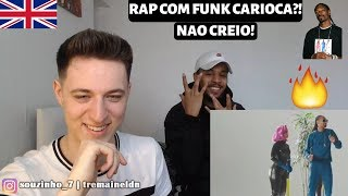 ONDA DIFERENTE🔥🔥 Anitta, Ludmilla & Snoop Dogg Ft Papatinho | REACT | Harry & Tremaine