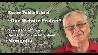 Exeter Public School Web Project