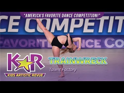 """Trainwreck"" from Talent Factory"