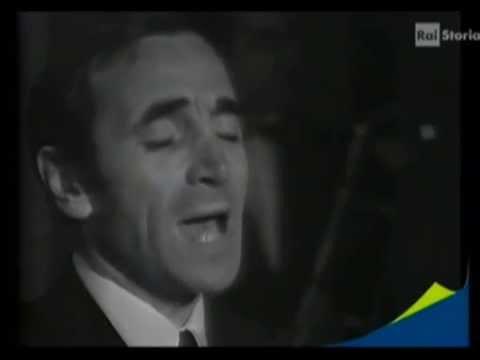 """""""E io tra di voi"""": omaggio a Charles Aznavour"""