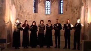 Концерт духовной музыки в Мирожском монастыре
