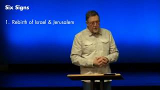 Series: What's The World Coming To? Part 2 of 6 - Pre-Tribulation Events