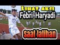 PERSIB BANDUNG VS EWAKO KKSS BATAM. Latihan fisik para pemain Persib Bandung
