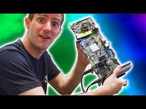 Design Your Own CPU!!!