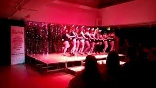 Chicas Locas burlesque- bunny girls!
