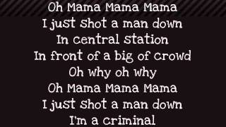 Rihanna   Man Down  ParolesLyrics