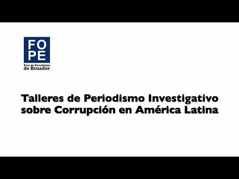 Conferencias en Ambato y Riobamba