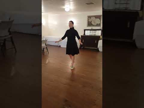 This is a tutorial video for the 18th century Pas de Bourree step.