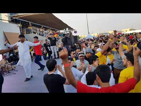 Pastho music dance in dubai