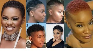 80 Most Captivating African American Short Hairstyles|Best Hairstyles For Black Women| Short Natural