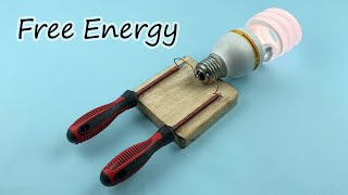Amazing Free Energy Generator Using Copper coil , New ideas