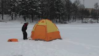 Палатка зимняя maverick ice 5