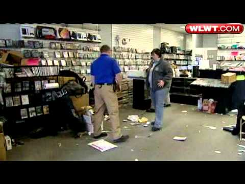 Police Raid Pawn Shop, Looking For Stolen Goods