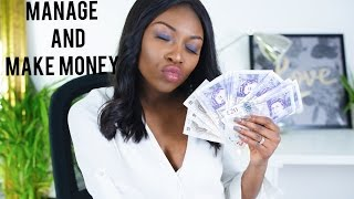 HOW TO MANAGE AND MAKE MORE MONEY! VIRGIN JOURNALS