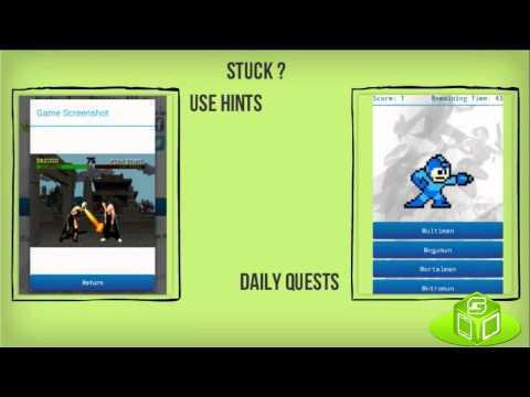 Video of Games Logo Quiz Pro