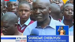 Jaji George Odunga atupilia mbali maamuzi wa mitihani ya shule ya upili ya Chebuyusi