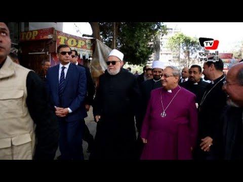 «مصر الخير» تفتتح تطوير شارع عمرو بن العاص بحضور «جمعة»